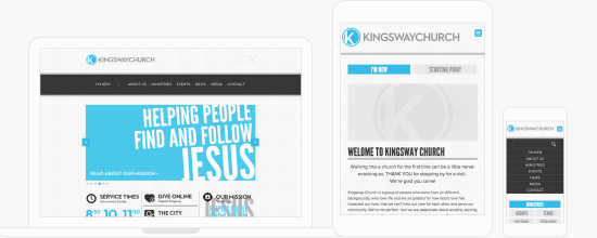 Portfolio - Kingsway Church