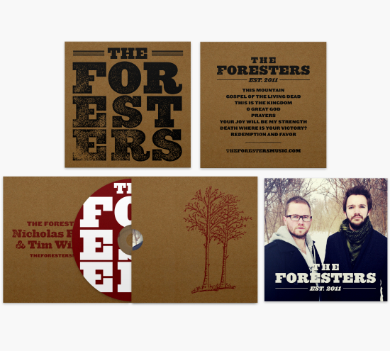 Portfolio - The Foresters